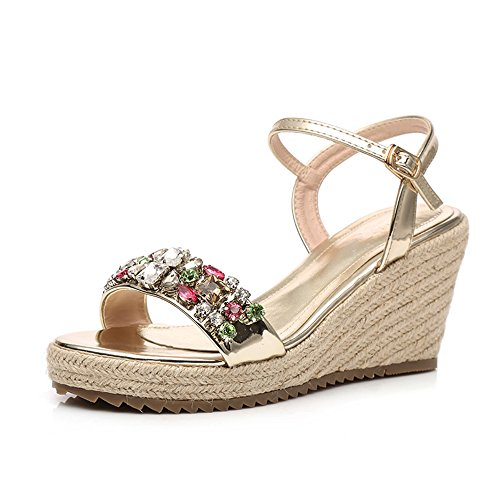 9144e0dc2146 Shoes 8cm Summer Slope with Sandals