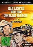 Die Leute von der Shiloh Ranch - Staffel 2 - Deutsche TV-Fassung [5 DVDs]