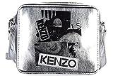 Kenzo borsa donna a tracolla pelle borsello argento - Kenzo - amazon.it