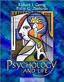 Psychology and Life by Richard J. Gerrig (2001-07-02)