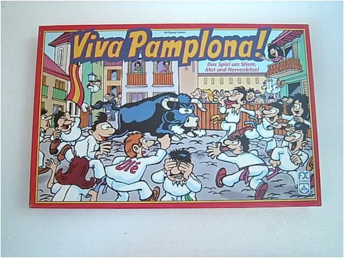 Preisvergleich Produktbild Viva Pamplona FX Schmid Das aufregende Wettlaufspiel