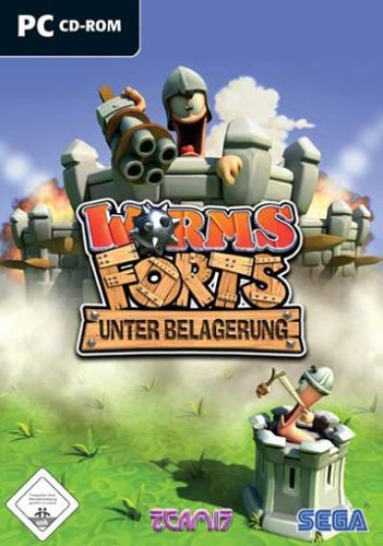 NAMCO BANDAI Partners Germany GmbH Worms Forts - Unter Belagerung