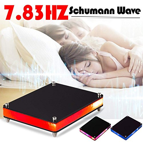 nobsound Audio nobsound 2018 Schumann Wave 7.83 Hz Ultra de Low Frequency Pulse Generador for Relax Sleep