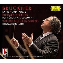 Bruckner: Symphonie n° 2; R. Strauss : Der Bürger als Edelmann