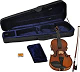 Steinbach 1/16 Violon Set Garniture En ébène