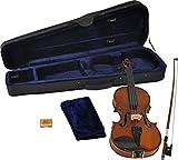 Steinbach 1/4 Geige im SET Ebenholzgarnitur