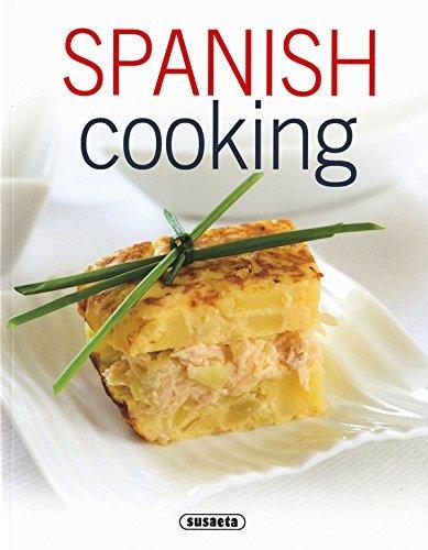 Spanish cooking (Spanish recipes) por Equipo Susaeta