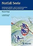 Notfall Seele: Ambulante Notfall- und Krisenintervention in der Psychiatrie und Psychotherapie