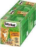 Kitekat Katzenfutter Nassfutter Adult für erwachsene Katzen Landpicknick in Sauce