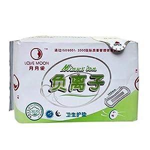 30piece Anion Love Moon Pads Slipeinlage Anion Sanitary Pads Winalite Anion Sanitary Napkins