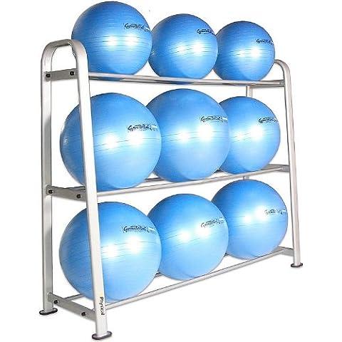 IQ - Estantería para 9 pelotas de ejercicio