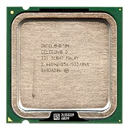 Intel Celeron D 331 2.66GHz 533MHz 256KB Socket 775 CPU