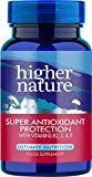 Higher Nature Super Antioxidant Protection Pack of 90