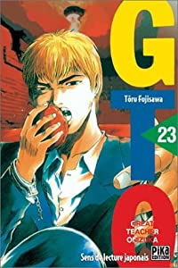 GTO : Great Teacher Onizuka Edition simple Tome 23