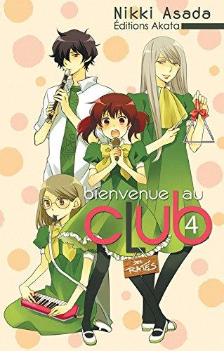 Bienvenue au club Vol.4 Pdf - ePub - Audiolivre Telecharger