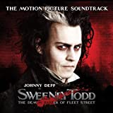 Sweeney Todd, The Demon Barber of Fleet Street, The Motion Picture Soundtrack (deluxe version)