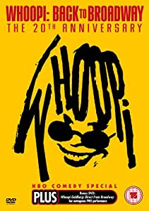 Whoopi Goldberg: Back To Broadway [DVD]
