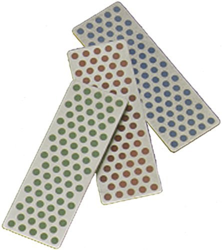 DMT W7EFC Diamond Whetstone Mini Diamond Stone - Coarse / Fine / Extra-Fine - Set of 3 by Diamond Machine Technology (DMT) Dmt Mini Diamond Whetstone