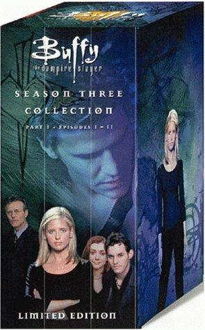 Buffy The Vampire Slayer - Season 3 Collection - Episodes 1 - 11 [VHS] [UK Import]