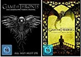 Game of Thrones - Staffel/Season 4+5 * DVD Set
