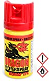 "SDG Pfefferspray Dragon ""RedCap"", 40 ml, Breitstrahl"