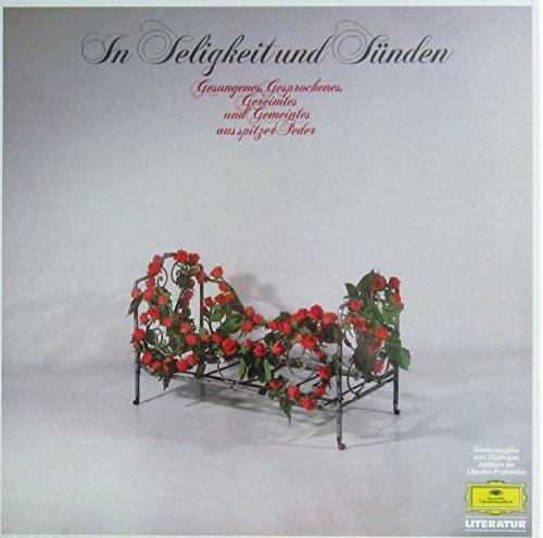 In Seligkeit und Sünden. Gesungenes, Gesprochenes, Gereimtes und Gemeintes aus spitzer Feder [Vinyl Schallplatte] [3 LP Box-Set] (Box Spitzer)