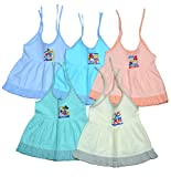 Sathiyas Baby Girls Dresses Pack of 5 (a...