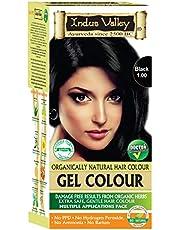 Indus Valley Natural Black Hair Colour 10 220 gm