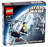 LEGO 7203 - Jedi (TM) Defense I, 58 Teile