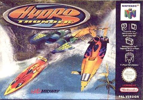 Hydro Thunder - Nintendo 64 - PAL