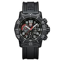 Luminox Herren-Armbanduhr ANU Chronograph Quarz Kautschuk 4241