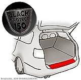 Lackschutzshop (Preise incl. MwSt) Ladekantenschutzfolie 150µm, Schwarz Matt