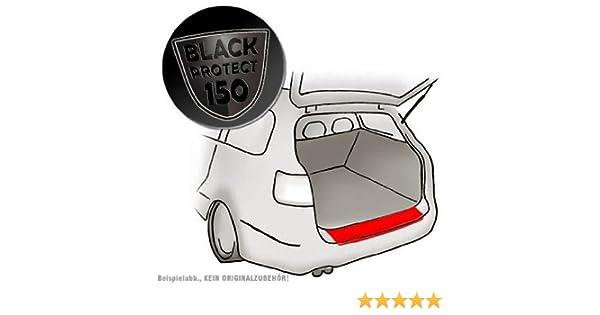 Passform Lackschutzfolie als selbstklebender Ladekantenschutz Autofolie und Schutzfolie passend f/ür Seat Alhambra II schwarz matt//black 150/µm