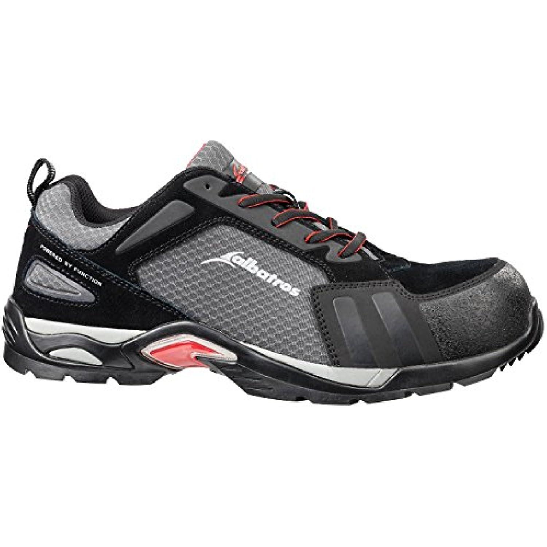 Albatros 641441-202-41 Chaussures Chaussures Chaussures de sécurité Motion XTS Low, Noir/Gris, 41 - B01N306V18 - efdbd8