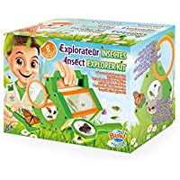Buki France- Kit explorador de insectos, Multicolor (BL033)