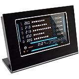 NZXT Sentry LXE 5channels Negro controlador de velocidad de ventilador - Ventilador para caja de ordenador (5 channels, Negro, 12 V, 10 W)