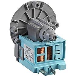 Spares2go Pompa di scarico per lavatrice e lavastoviglie Smeg (240V)