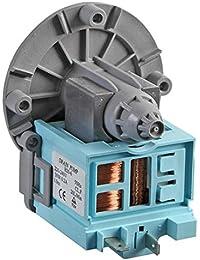 SPARES2GO Bomba de desagüe para lavadora samsung y lavable de lavavajillas (240V)