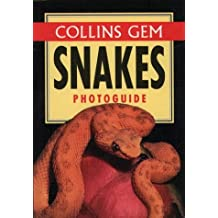 Snakes (Collins Gem Photoguide)