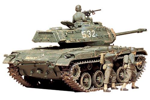 TAMIYA 300035055 - 1:35 US Panzer M41 Walker Bulldog (3)