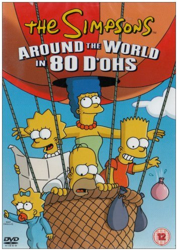 Around The World In 80 D'Oh's