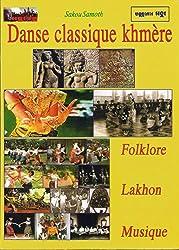 Danse classique khmère, Folklore, musique