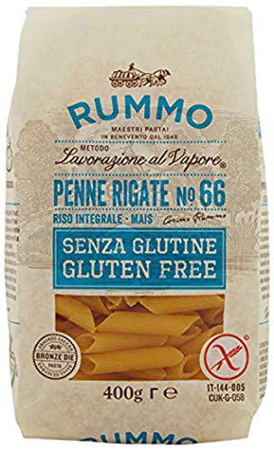 Rummo Penne Rigate senza Glutine - 400 gr - [confezione da 6]
