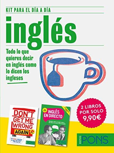Kit para el día a día Inglés (Pons Idiomas) por AAVV