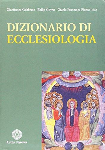 Dizionario di ecclesiologia