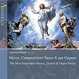 Perosi: Messe, Composizioni Sacre E Per Organo (4 CD)