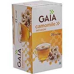 Gaia Camomile (25 Tea Bags)