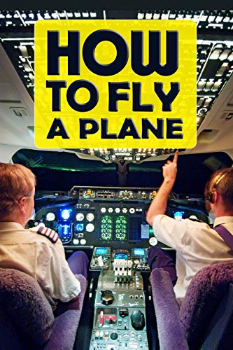 Best Gag Gift For Pilots To Prank Passengers - Blank Wide Ruled Line Notebook (Gag Gifts Stationery, Band 1) ()