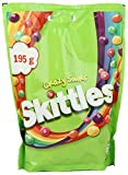 #6: Skittles Fruit Candy 196g (Crazy Sours)