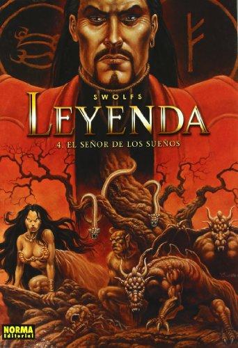 Leyenda 4 El Senor de los suenos / Legend 4 The Lord of Dreams Cover Image